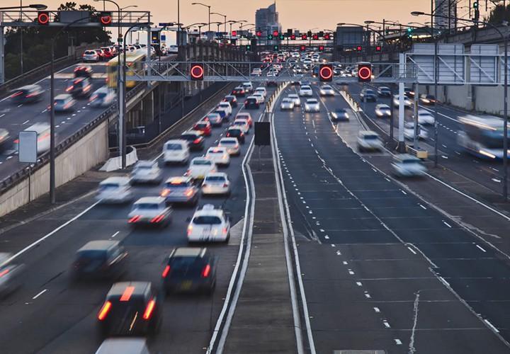 โครงการระบบบริหารจัดการรถรับจ้างสาธารณะ (แท็กซี่)
